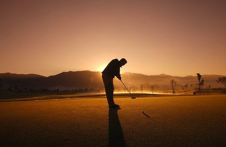 Exercise and Visualization for Successful Golf